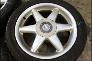 Mustang Steeda Hexentric Wheels Tires 17 x 8 Tial 94 95 96 97 98 99 00