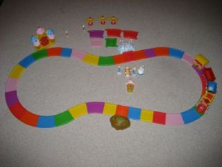 Candyland Train Set w Remote Control HTF