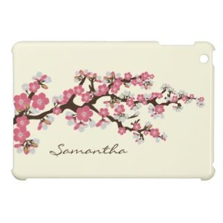 Cherry Blossoms Sakura iPad Mini Case (pink)