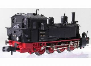 Fleischmann Piccolo DRG BR 98 (Bavarian GtL 4/4) Steam Locomotive N