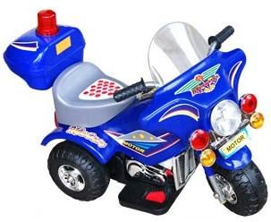 High Quality Blue Battery Power Motorbike