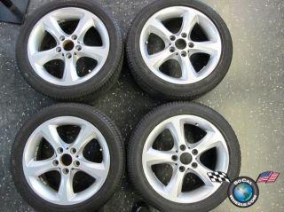 08 12 BMW 128i 135i Factory 17 Wheels Tires Rims 71246 6778219