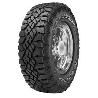 Goodyear Wrangler Duratrac Tire 285 75 16 Outline White Letters