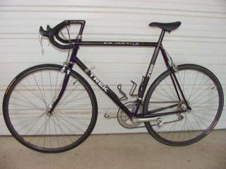 Pro Carbon Fiber Composite 58cm Bicycle Road Bike Shimano 105