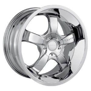 22 inch Touren TR6 Chrome Wheels Rims 5x115 Lumina Malibu Monte Carlo