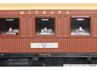 Märklin 42762 42463 D 119 Express Train Passenger Car 6pcs 2set Free