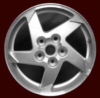 PONTIAC GRAND PRIX 04 05 06 16 USED WHEELS CAR RIMS OEM PARTS ALLOY