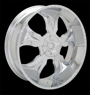 22 Starr 770 Wheels Rims Ford F 150 Navigator Yukon