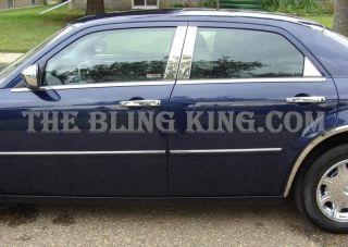 2010 Chrysler 300 Chrome Window Sill Trim Molding Lower 05 06 07 08 09