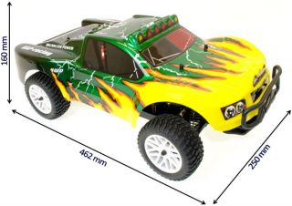 HSP Lightning 1 10th Electric 4WD RC Desert Truck Radio Controlled Car
