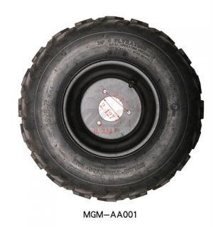 Go Kart 110cc 125cc Wheel Tire Rim Combo Size 16 x 8 7 Parts