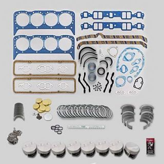 Fed Mogul Engine Rebuild Kit SBC 350 030 Bore 020 Rods 030 Mains