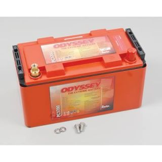 Odyssey Battery Battery Dry Cell 12 V Deep Cycle 875 Cold Cranking