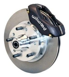 Wilwood Front Disc Brake Kit 140 10996 in Stock