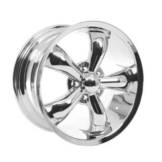 Summit Racing Legend 5 Series Chrome Wheel 18x9 5 5x120mm