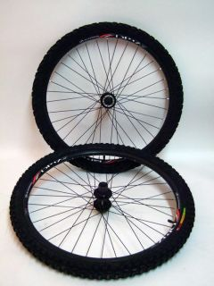 NEW ALEX DP17 MOUNTAIN BIKE WHEELSET FOR USE WITH DISC BRAKES ~ NEW IN