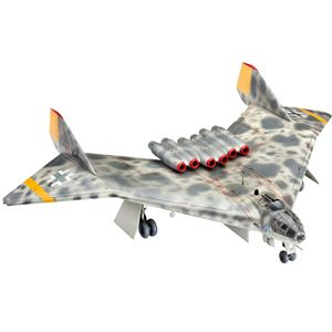 Revell 1 72 Arado AR555 German Jet Bomber Plane Model Kit Set 04367