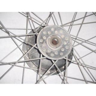 82 Yamaha YZ125 YZ 125 Front Wheel Tire Rim Spokes