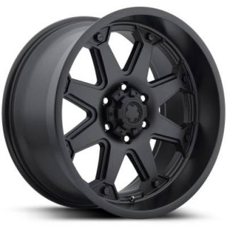 198 Bolt Wheels 5 Lug 5x139 7 5 5 Black Rims Dodge RAM Jeep CJ