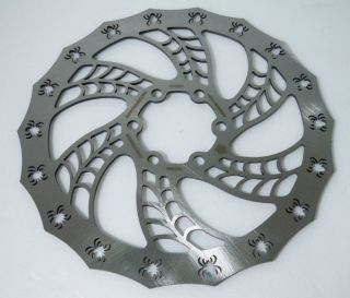 Dirty Dog Spider Disc Brake Rotor Full CNC 1pcs 160mm