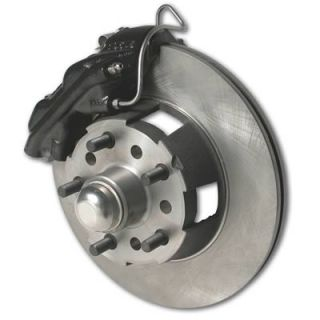 SSBC Disc Brakes Front 11 25 Dia Rotors 4 Piston Calipers Dodge