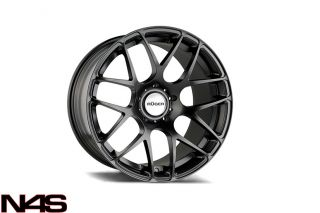 PORSCHE CAYENNE S GTS TURBO MATTE BLACK CONCAVE STAGGERED WHEELS RIMS