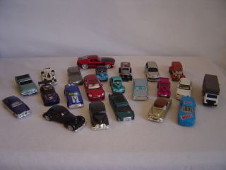 Lot Grab Bag 11 Die Cast Metal Cars Maisto Hot Wheels Jada Etc