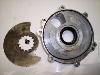 76 78 Kawasaki KE175 Ke 175 KD Motor Rotary Valve Cover