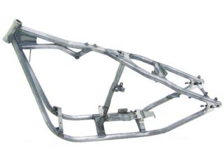KRAFT TECH K19107H RIGID CUSTOM CHOPPER FRAME W/ HIDDEN AXLE 35 DEG