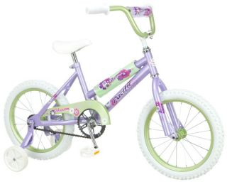 Pacific Gleam 16 Girls Sidewalk BMX Kids Bicycle Bike 164045PA