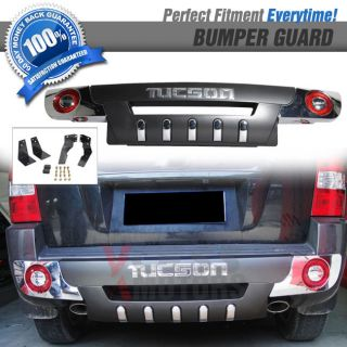Fit for 2004 2011 Hyundai Tucson OE Factory Style Rear Bumper Guard