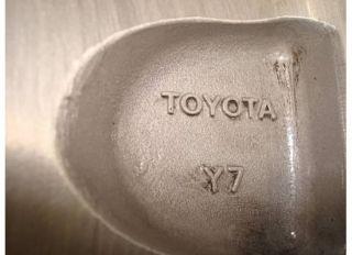 18 Toyota Tundra Sequoia Wheels Rims 07 12 08 09 10 11 Factory SR5