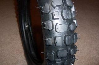 00 12 Nylon Dirt Bike Tire & Innertube Front/Rear XR CRF XR50 Inner