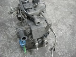 Berlingo 1 9 Diesel Fuel Injector Injection Pump
