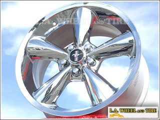 New 18 Ford Mustang Chrome Wheels Rims Explorer Exchange 3648