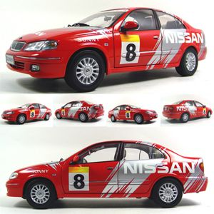 Champion NISSAN SENTRA 180 SUNNY 1 : 18 Diecast Toy Car Model