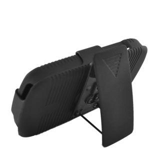 For Rim Blackberry Curve 9320 9310 9220 Case Holster Belt Clip w Stand