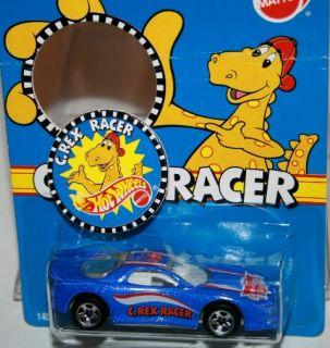 Hot Wheels 1 64 Scale C Rex Racer Kraft Cheese Mac