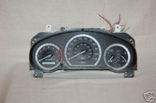 2004 2005 Toyota Sienna Instrument Cluster F10 201
