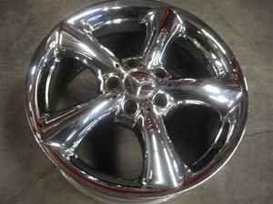 2006 Mercedes C230 C350 Wheel Rim 17 5 Spoke