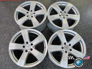 MBZ S550 S600 Factory 18 Wheels Rims CL550 W216 W221 85121