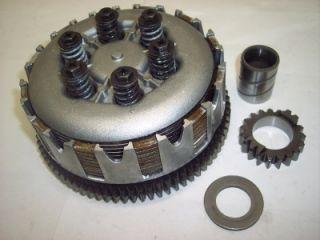76 77 78 79 80 81 Yamaha XT500 XT 500 TT TT500 Motor Engine Plates