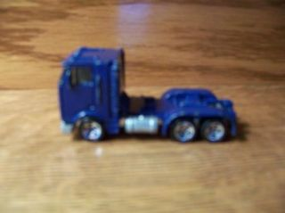 Hot Wheels Semi Truck Tractor Rig Die Cast Toy Lot 1986 Vintage