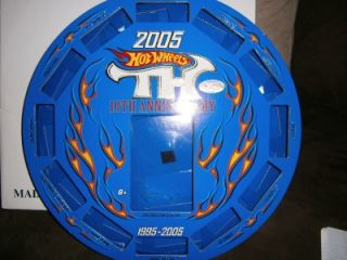 2005 Hot Wheels Treasure Hunt Set Box Only