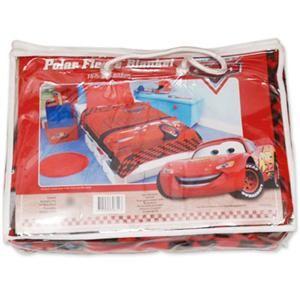 New Disney Cars Polar Fleece Blanket 152 x 203cm