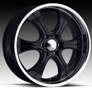 22 x9 5 Boss 315 3152 Black Wheels Rims 5 6 8 Lug