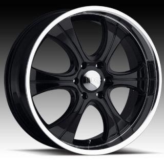 22 x9 5 Boss 315 3152 Black Wheels Rims 5 6 8 Lug