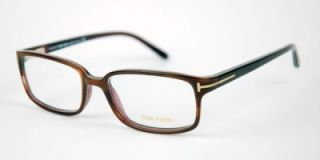 Tom Ford 5209 Eyeglasses Frames Brown New