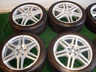 Class AMG Sport Package Wheels 212 E350 E63 E550 Factory Sedan