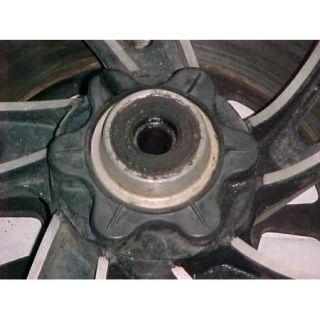 YAMAHA XJ650 XJ 650 J MAXIM FRONT TIRE WHEEL RIM BRAKE ROTOR DISK OEM